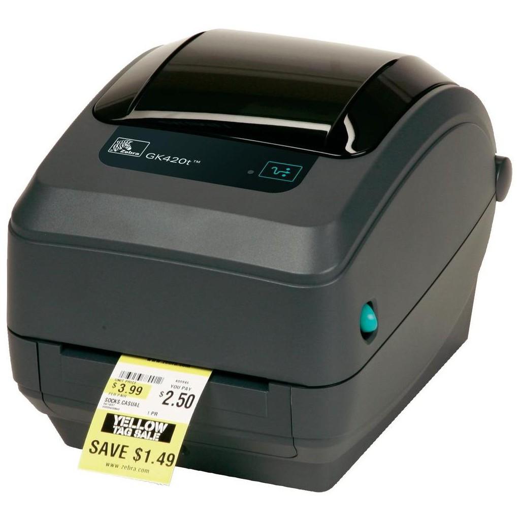 Zebra GK420t TT 203 dpi Imprimante de bureau Parallle