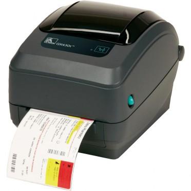 Zebra GX430t TT 300 dpi - Imprimante de bureau - Parallèle
