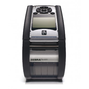 Zebra QLn220 TD 203 dpi - Imprimante mobile - Bluetooth, Sans fil