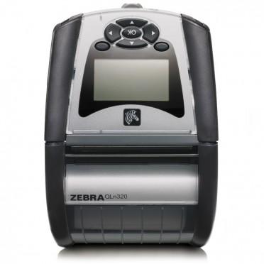 Zebra QLn320 TD 203 dpi - Imprimante mobile - Bluetooth, Sans fil