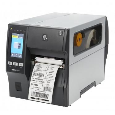 Zebra ZT411 TT & TD 203 dpi - Imprimante industrielle - USB, Ethernet, Bluetooth, écran couleur tactile