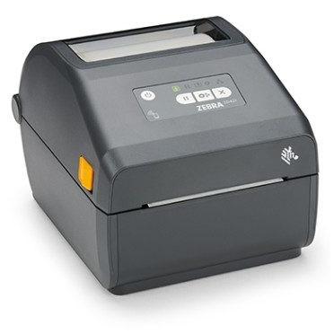 Zebra ZD421d TD 203 dpi - Imprimante de bureau